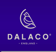 Dalaco, silver cuff links jewellers