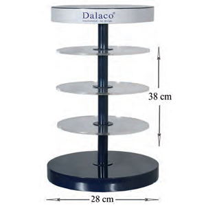 Rotary Cufflink Display Stand